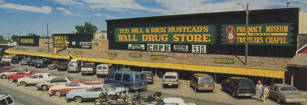 Wall Drug, SD | The Democratic Travelers