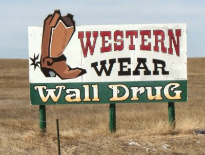 Hand Painted Signs Lead The Way To Wall Drug! Part 26