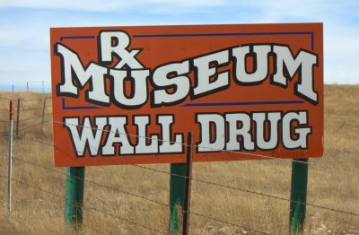 Hand Painted Signs Lead The Way To Wall Drug! Part 40