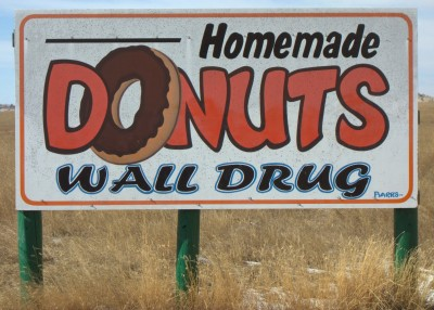Hand Painted Signs Lead The Way To Wall Drug! Part 22