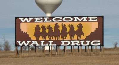 Hand Painted Signs Lead The Way To Wall Drug! Part 34